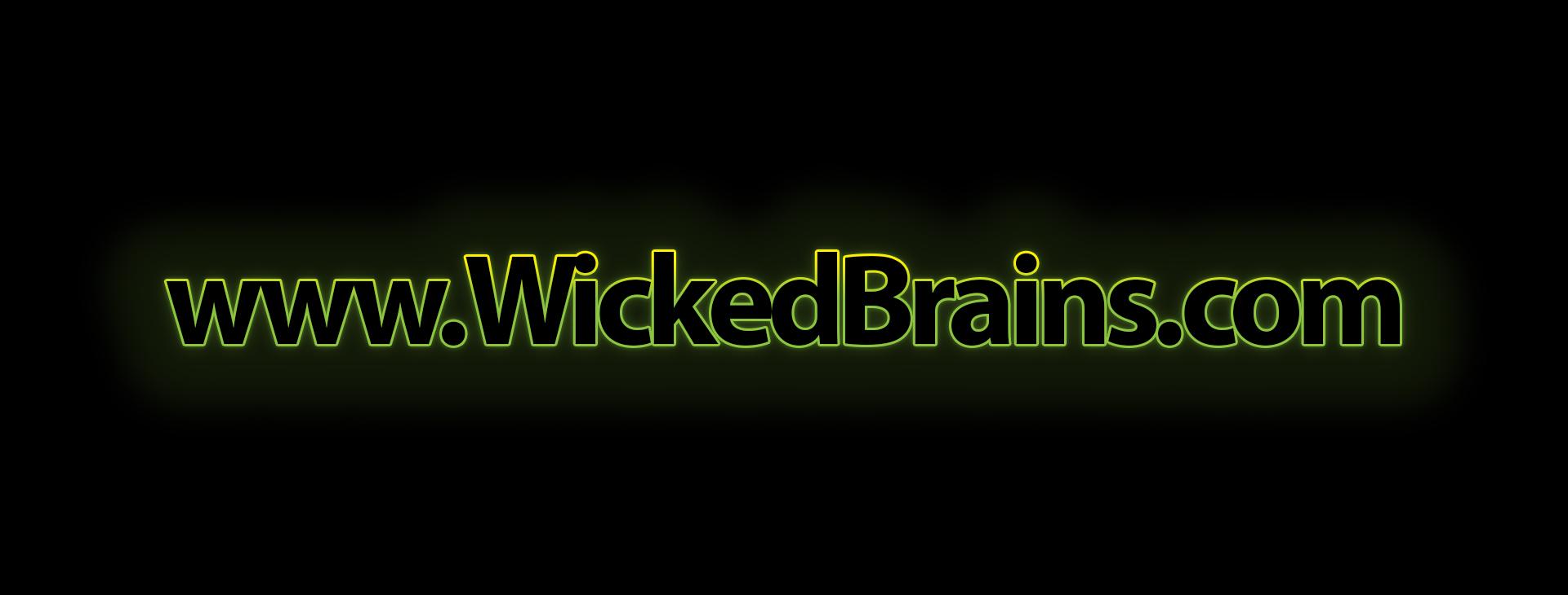 Wicked  Brains  |  Fancy  Ideas